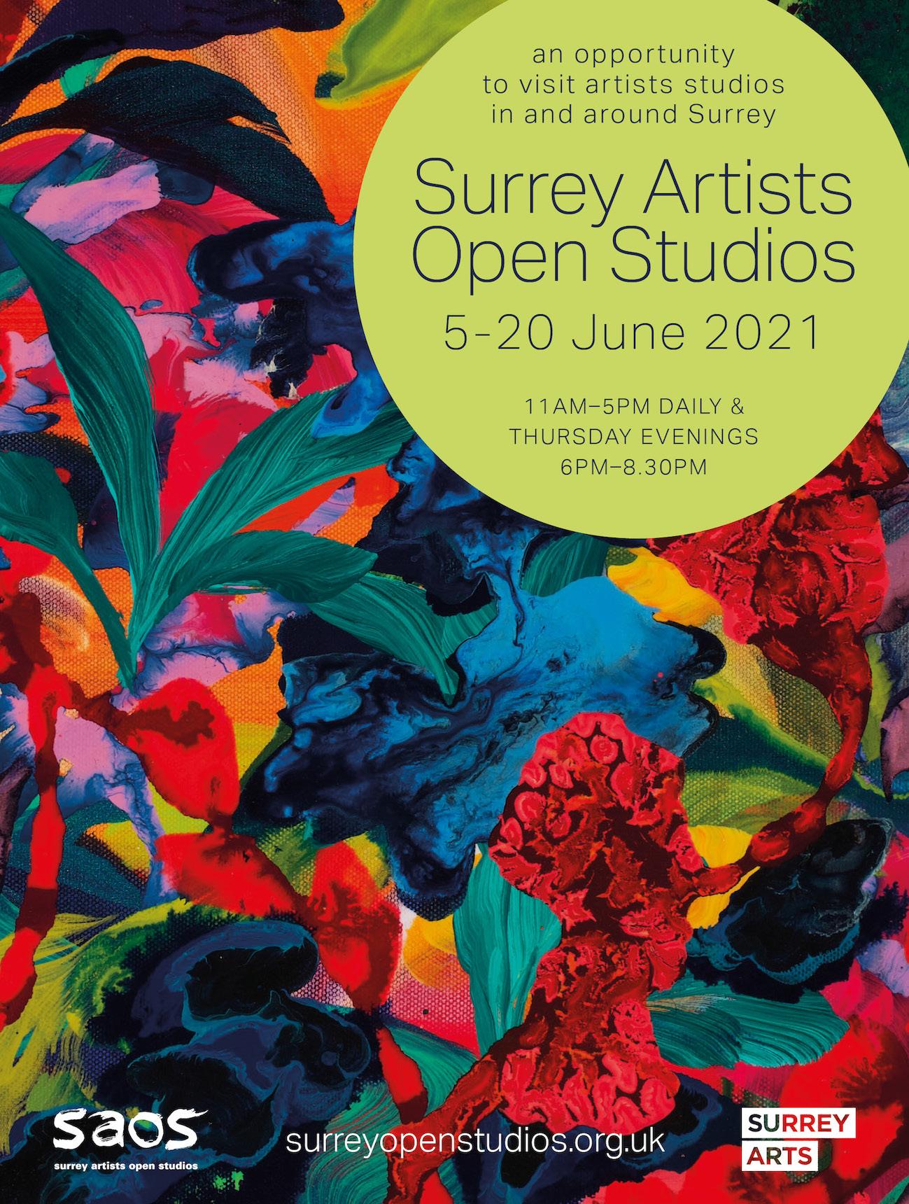 Surrey Artist Open Studios 2021