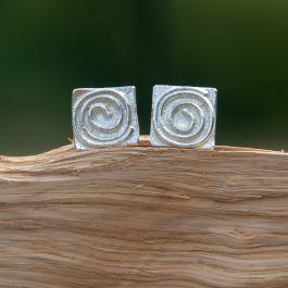 Spiral Cufflinks